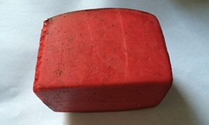 Belarusian red cheese