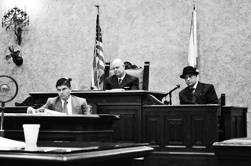 Al Capone Takes The Stand