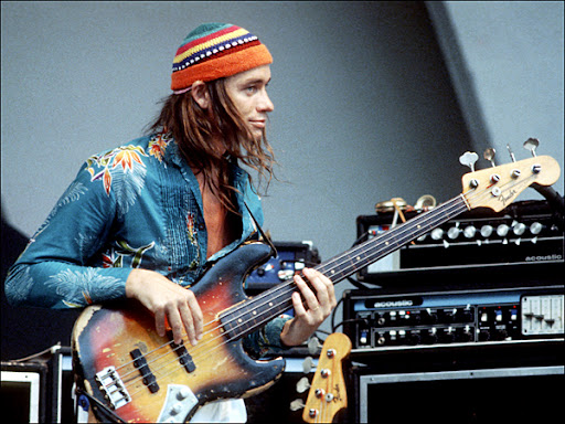 JACO PASTORIUS On Bass