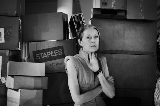 Anne Carson by Robby Campbell