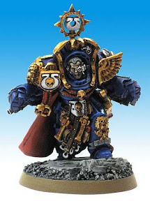 Marneus Calgar Ultramarines commander