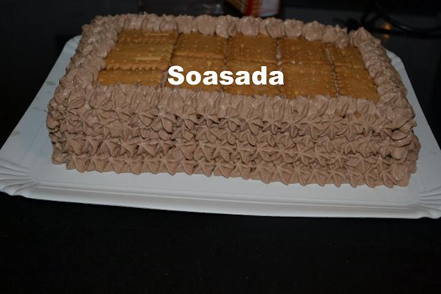 Tarta de galletas, Felicidades Yesi DSC_0608