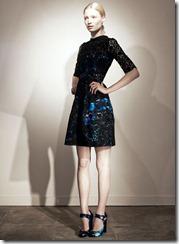 Erdem Pre-Spring 2011 Printed Dresses Look 6