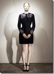 Erdem Pre-Spring 2011 Printed Dresses Look 14