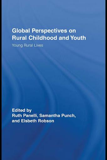 کتاب چشم انداز جهانی کودکی و جوانی در روستاها