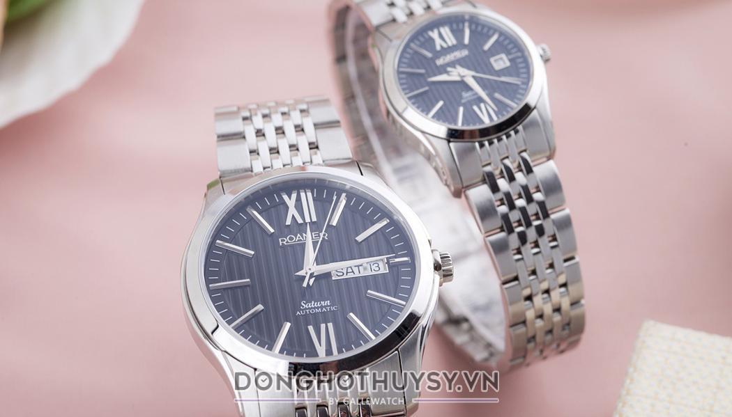 Galle Watch đem đến những chiếc đồng hồ nam dây kim loại chất lượng