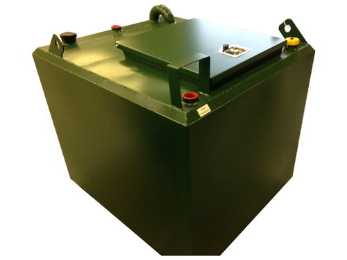 Waste Oil Storage Tank