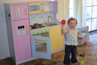 Busy Mommy Likes Review Kidkraft Large Pastel Kitchen
