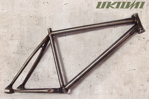 unknown frame, trick bike, fixie trick, fixed gear, 19tooth