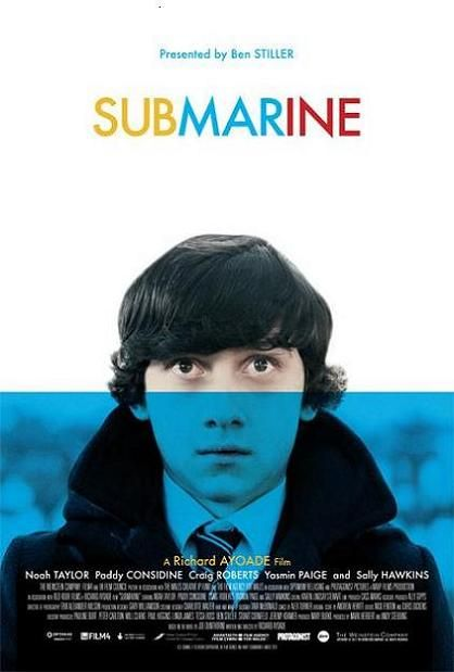 Submarine, movie, poster