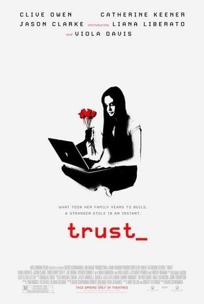 Trust, 2011, movie, poster