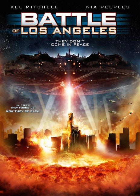 Battle of Los Angeles, 2011, movie, poster