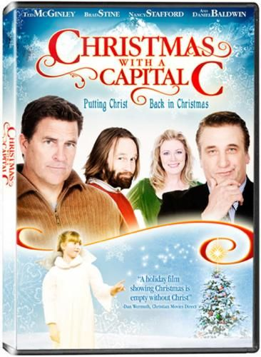Christmas with a Capital C, movie, poster