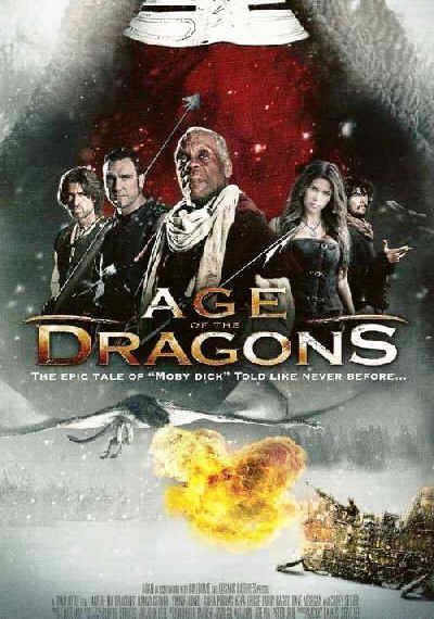 Age of the Dragons, movie, poster