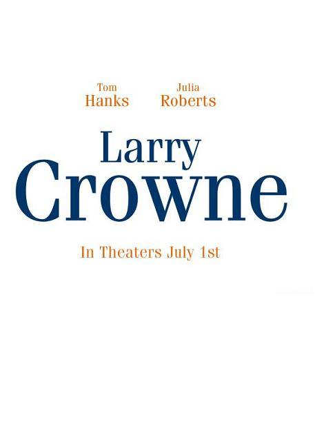 Larry Crowne, movie, poster,  Julia Roberts