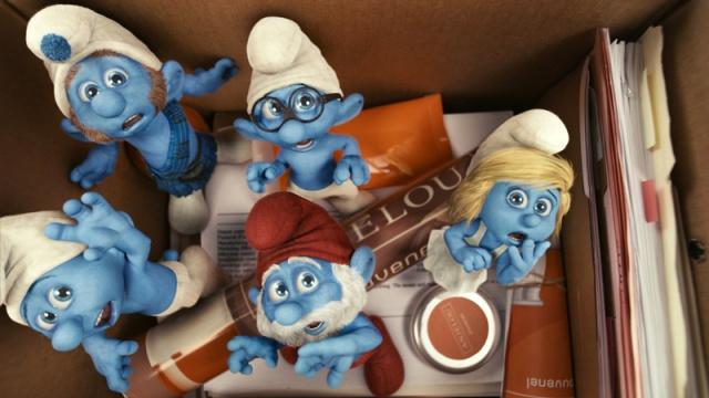 New, Still, Image, The Smurfs, 2011