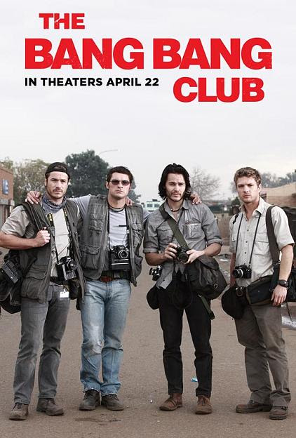 The Bang Bang Club, Movie, Poster