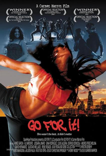 Go for It, Movie, Poster