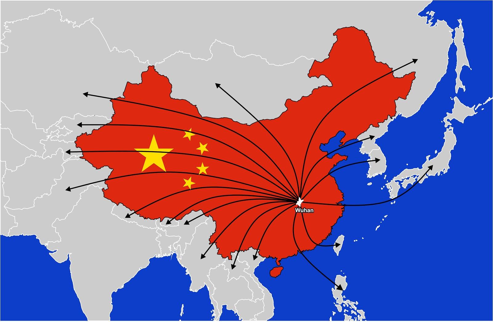 Primeiro caso foi detectado em Wuhan, na China. (Fonte: Shutterstock)