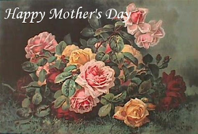 Mothers Day old card