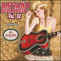 VA - Dj Djalma – Batidão Sertanejo Vol 2 (2011)