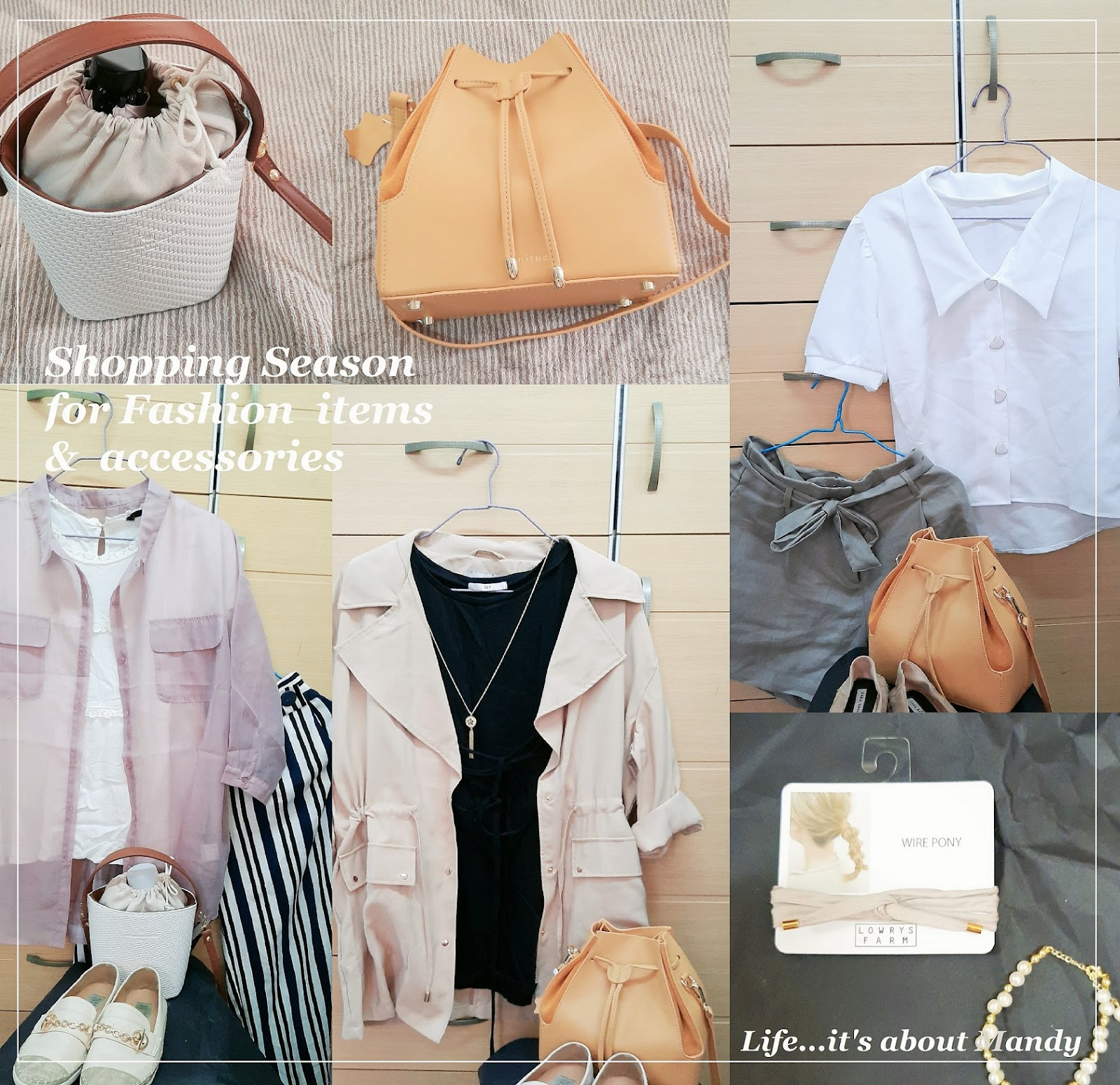[Shopping / Fashion] 夏末抵買之選~ Heather, KS mall, Pull and Bear, Unitude, Zar ...