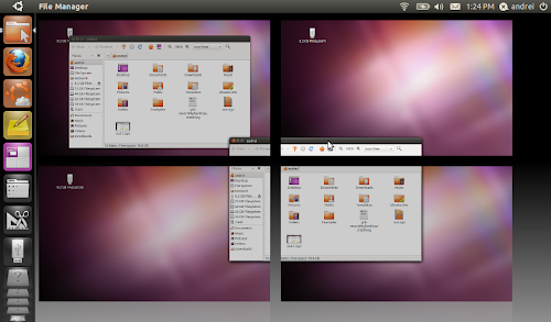 Ubuntu 11.04 natty narwhal alpha 2 screenshots