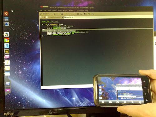 TeamViewer 6 Android Ubuntu