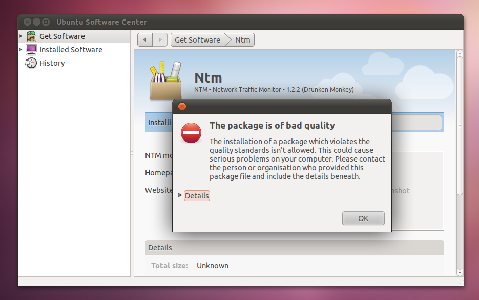 How to Download ubuntu Packages Manually