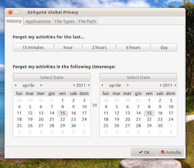 Zeitgeist Global Privacy screenshot