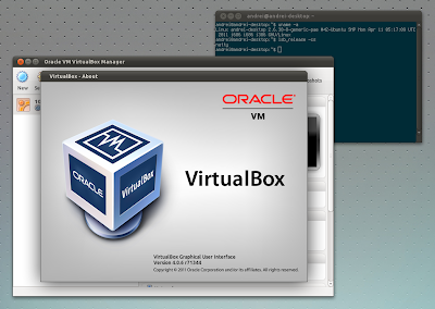 VirtualBox 4.0.6 ubuntu