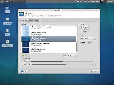 Xubuntu 11.04