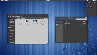 Atolm Gnome Shell gtk3