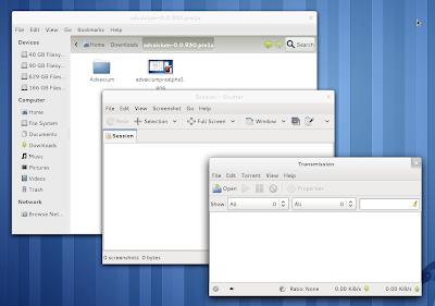 GTK2 apps GNOME3