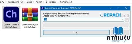 Adobe Character Animator 2020 CC 2020 - setup