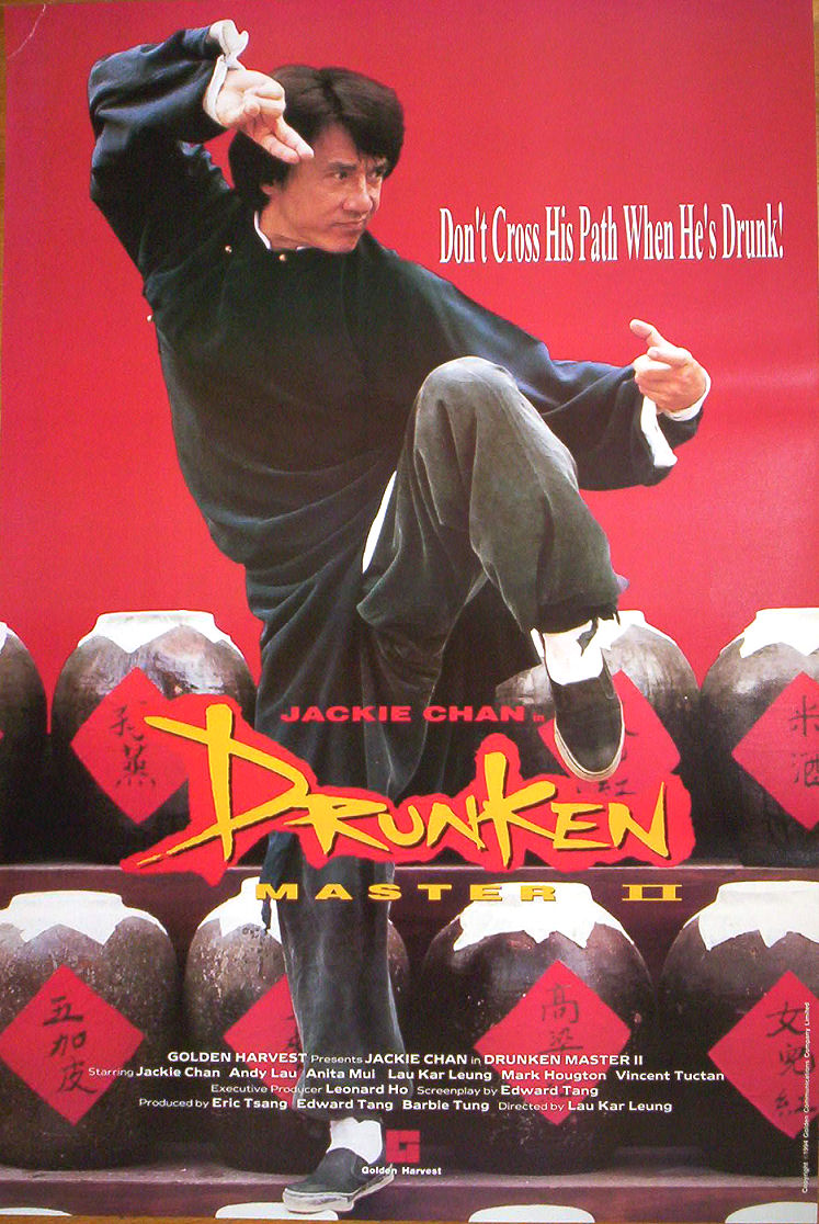 Phim Sư Phụ Túy Quyền 2 - Drunken Master 2
