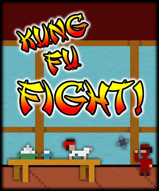 Kung Fu FIGHT! Box Art