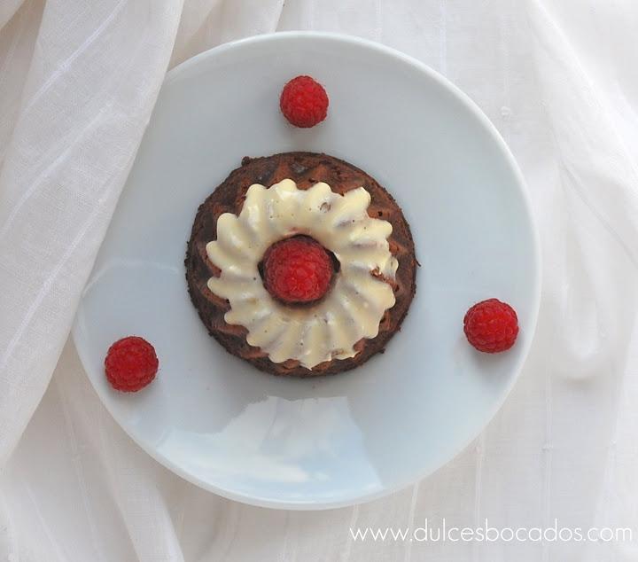 Moka bundt cake