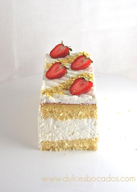 Shortcake japonés