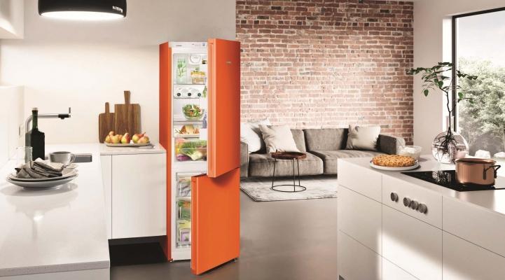 Двокамерний холодильник Liebherr CNno 4313 ColourLine