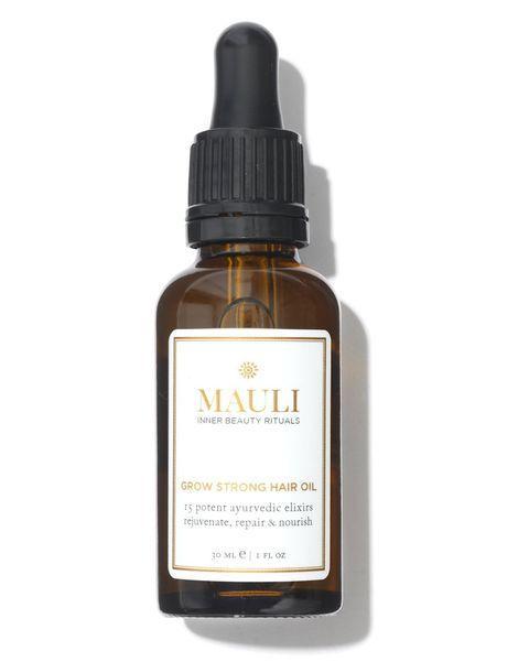 Grow Strong Hair Oil - Mauli