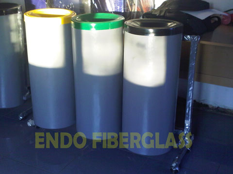 tong sampah 3in1 fiberglass