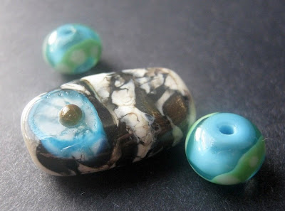 Lampwork Beads by Silver River Glass Works