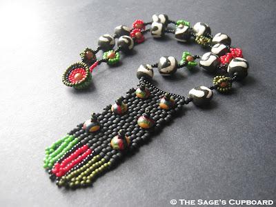 Colors of Kenya Pendant