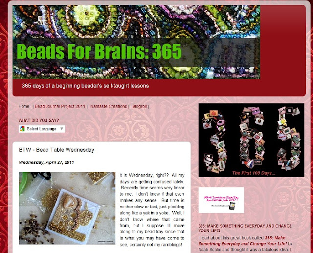 Beads for Brains: 365