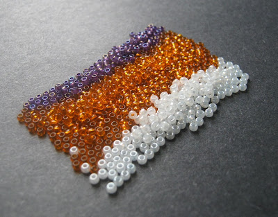 Coleslaw Bead Palette