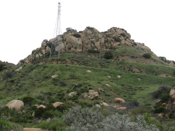 last look at the ridge