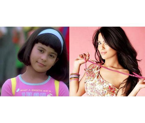 Sana Saeed from 'Kuch Kuch Hota Hai'