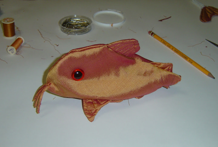 fish with barbels attached