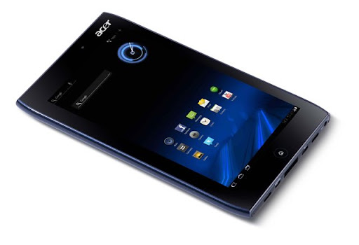 Acer ICONIA TAB A100, Tablet Android 7 Inches with NVIDIA Tegra 2